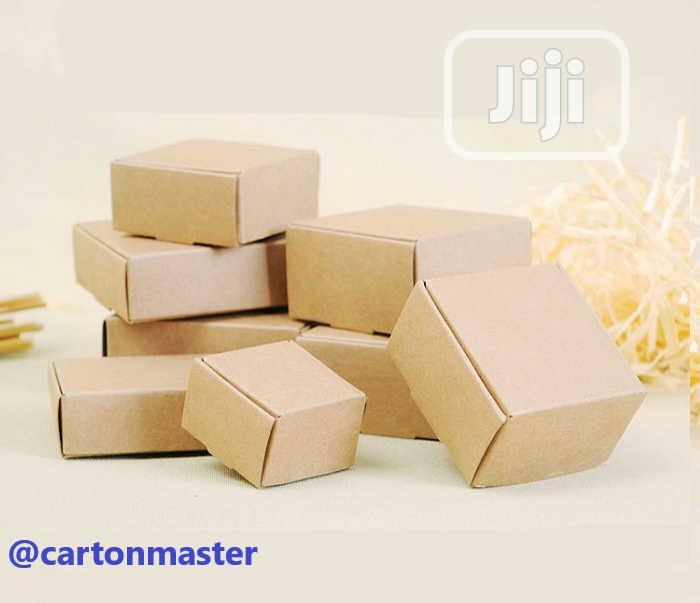 Archive: Candy Carton Box