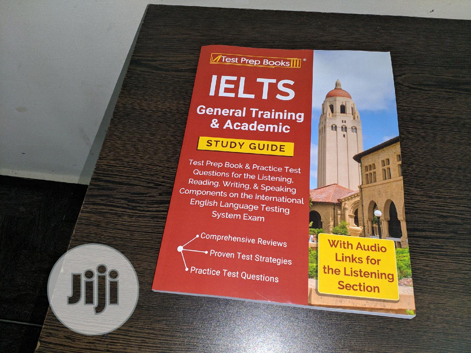 Archive: IELTS General Training And Academic Book