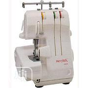 Merrylock 2 Needles 4 Thread Overlock Sewing Machine | Home Appliances for sale in Abuja (FCT) State, Gwarinpa