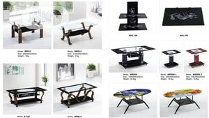 Center Table Glass and Decoder Shelves | Furniture for sale in Lagos State, Ojo