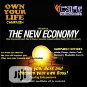 Own Your Life Campaign | Recruitment Services for sale in Abuja (FCT) State, Garki 1
