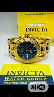 Invicta Chain Watch   Watches for sale in Lagos State, Lagos Island