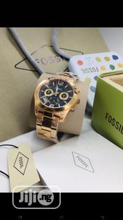 Fossil Chain Wrist Watch | Watches for sale in Lagos State, Lagos Island