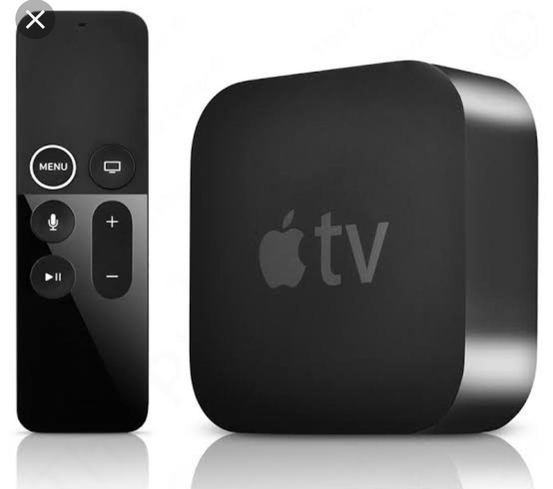 Apple Tv 4k 32gb 5th Generation Digital Media