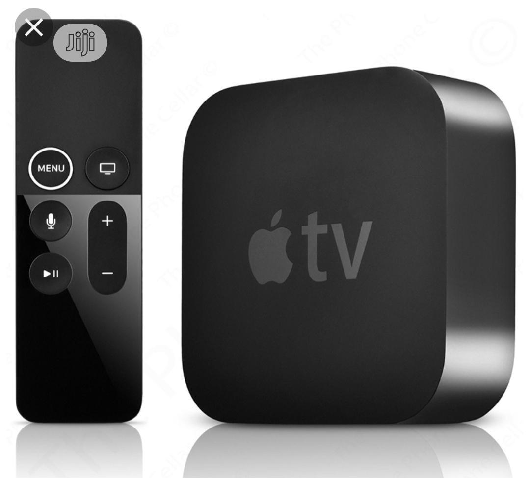 Apple Tv 4k 32gb 5th Generation Digital Media   TV & DVD Equipment for sale in Ikeja, Lagos State, Nigeria