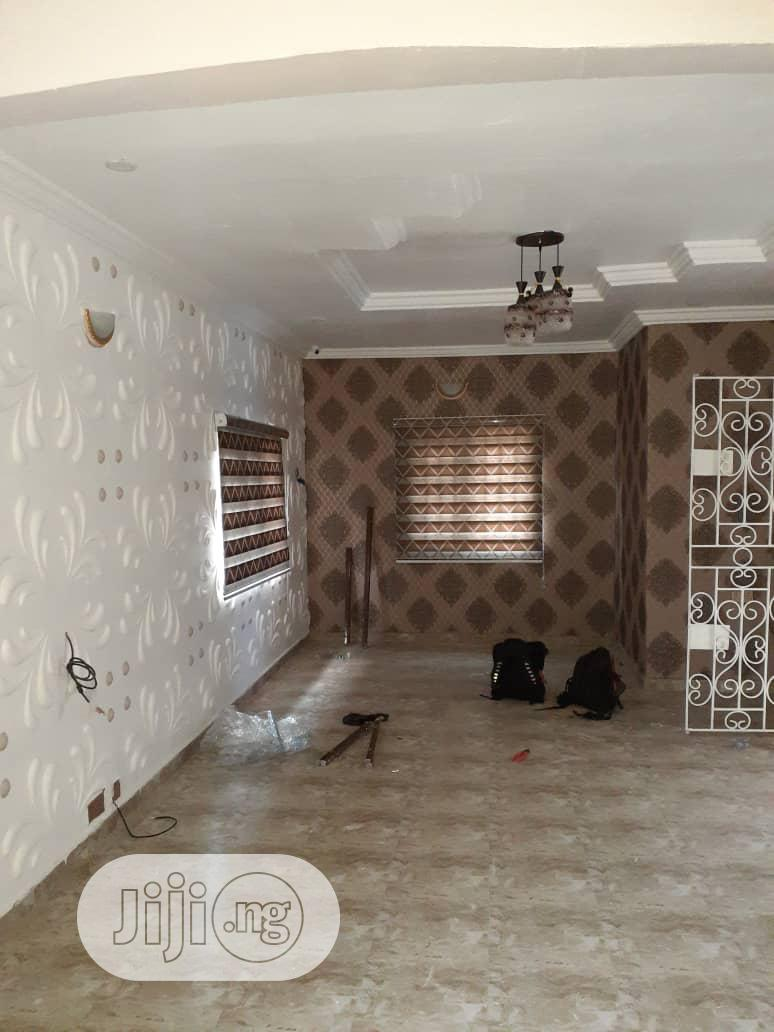 Window Blinds/3D Wallpaper/3D Wallpanel/Curtains&Painting | Building & Trades Services for sale in Gbagada, Lagos State, Nigeria