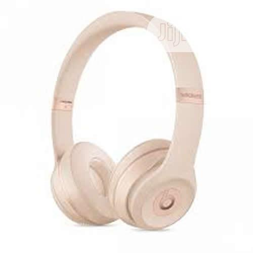 Beats Solo3 Wireless Bluetooth Headset | Headphones for sale in Wuse 2, Abuja (FCT) State, Nigeria