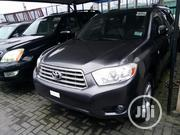 Toyota Highlander 2008 Gray | Cars for sale in Lagos State, Lekki Phase 1