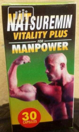 Man Power Vitality Plus