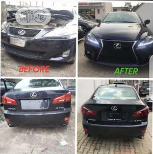 Upgrade Your Lexus Is 250 2007 To 2015 Model Front And Back | Automotive Services for sale in Lagos State, Mushin