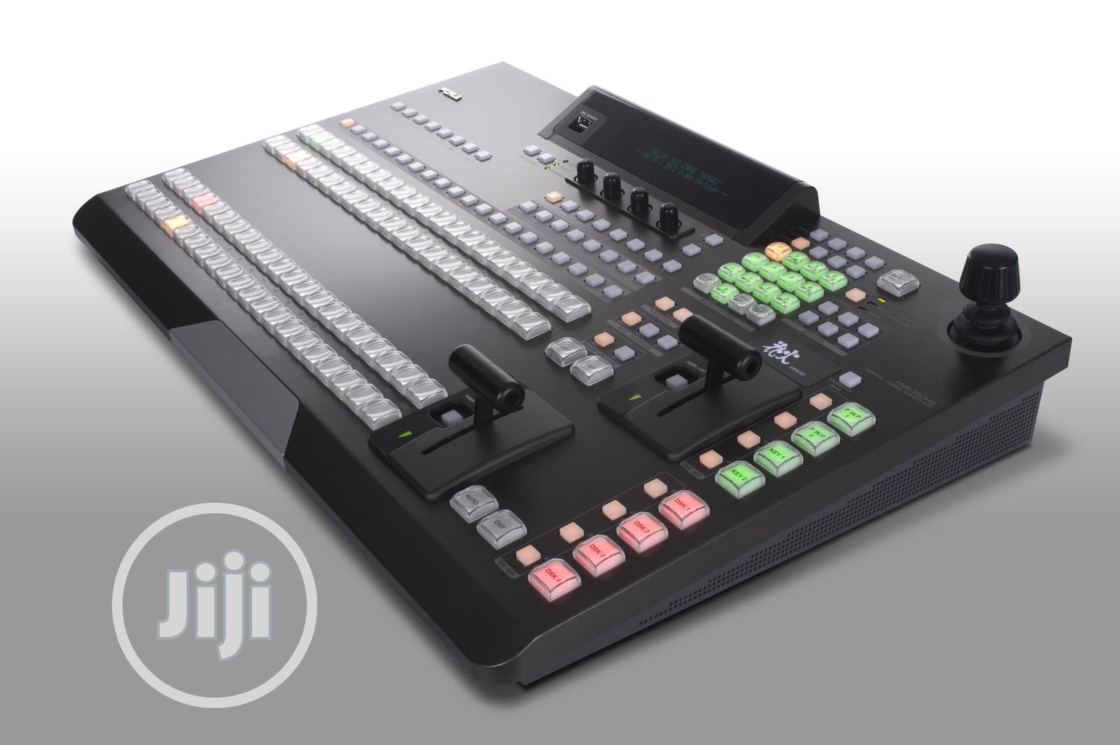 Archive: HVS 350HS Video Switcher