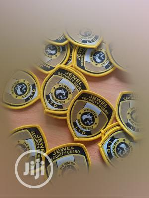 Woven Badge | Manufacturing Services for sale in Lagos State, Ikeja