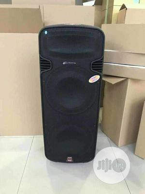 Double Public Address System   Audio & Music Equipment for sale in Lagos State, Alimosho