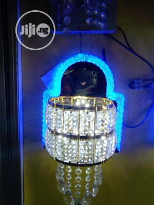 Classical Crystal Dubai Wall Bracket Led With Multiple Colors   Home Accessories for sale in Lagos State, Badagry