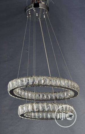 Led Crystal Chandelier With Remote Control and Multiple Colors | Home Accessories for sale in Lagos State, Badagry