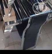 High Quality Marble Dining Table With Six Chairs | Furniture for sale in Lagos State, Ojo