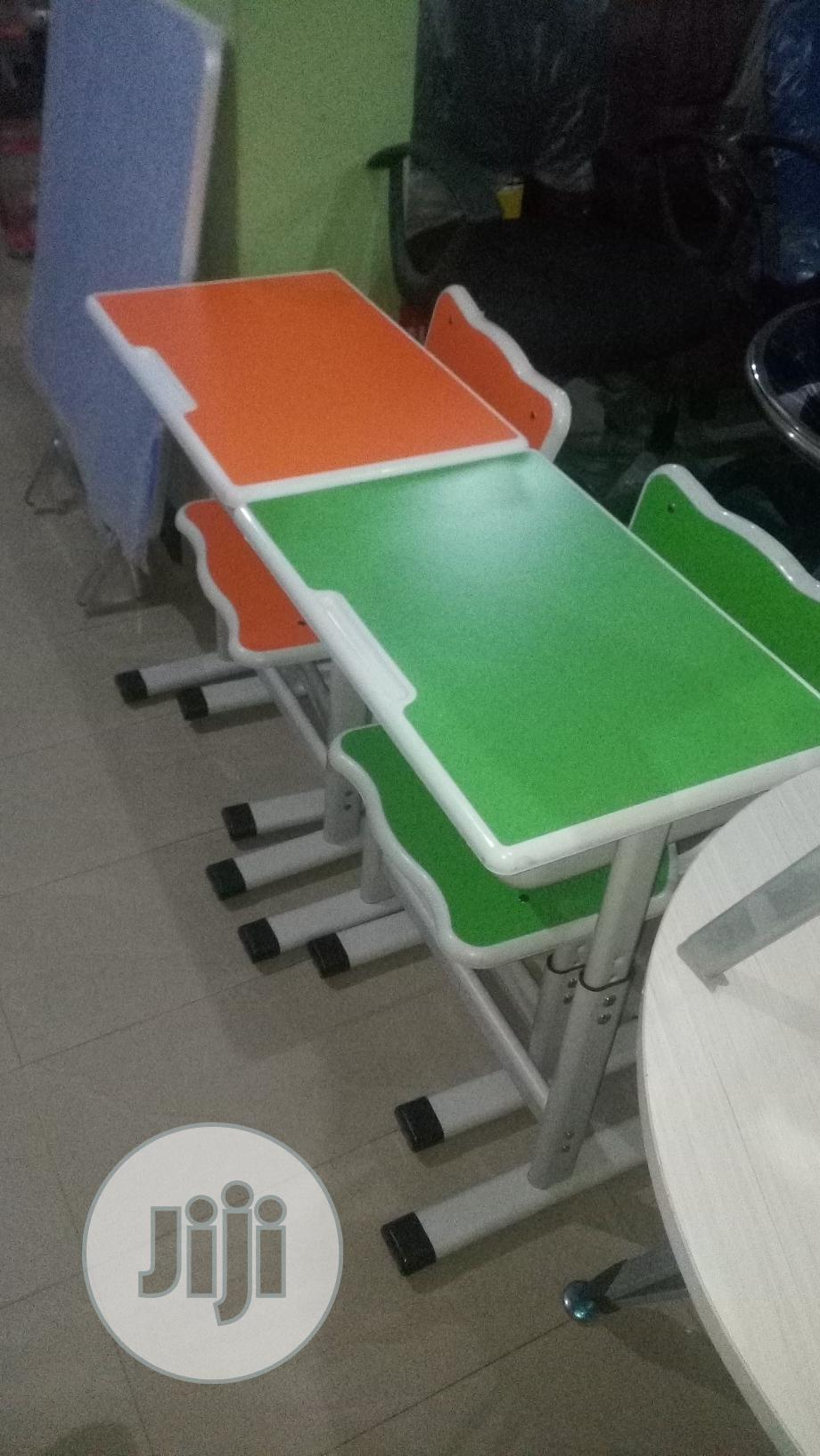 Durable Children School Table And Chair