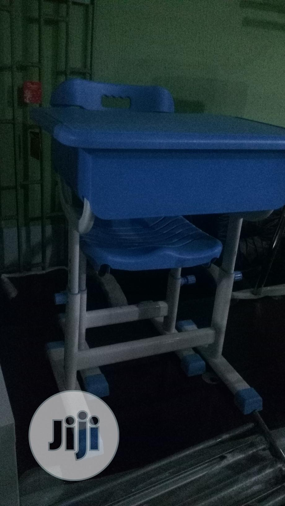 Durable Children Table And Chair | Children's Furniture for sale in Ojo, Lagos State, Nigeria