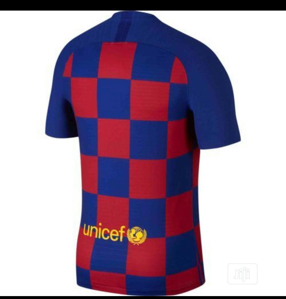 Fc Barca New Season Jersey | Sports Equipment for sale in Owerri, Imo State, Nigeria