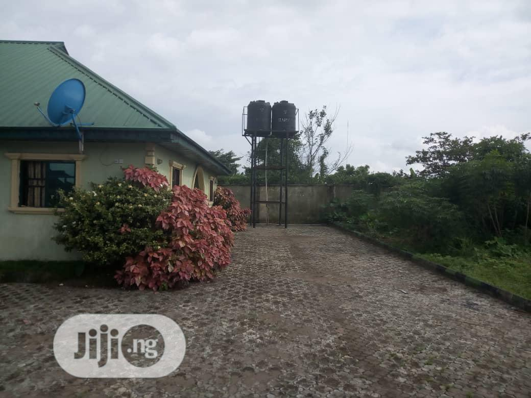 4bedrooms Bungalow All Suited for Sale at Oluku Benin City
