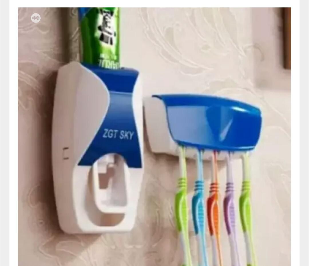 Toothpaste Dispenser | Home Accessories for sale in Lagos Island (Eko), Lagos State, Nigeria
