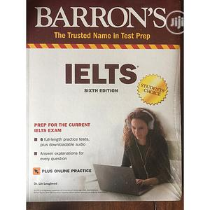 Barron's IELTS: With Downloadable Audio Sixth Edition | Books & Games for sale in Lagos State, Oshodi