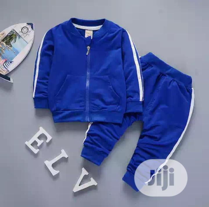 Archive: Quality Boys 2 Piece Clothing Set