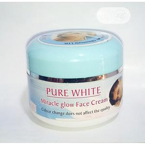 Pure White Face Cream   Skin Care for sale in Abuja (FCT) State, Lugbe District