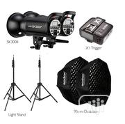 Godox SK300II Studio Kit | Accessories & Supplies for Electronics for sale in Lagos State, Gbagada