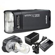 Godox AD200 Battery Powered Studio Light | Accessories & Supplies for Electronics for sale in Lagos State, Gbagada