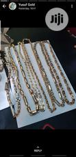 Brand New Gold Chain And Bracelet (Italian 750) | Jewelry for sale in Lagos State, Nigeria