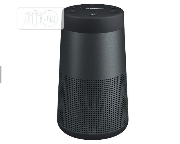 Bose Soundlink Revolve Bluetooth Speaker | Audio & Music Equipment for sale in Ikeja, Lagos State, Nigeria