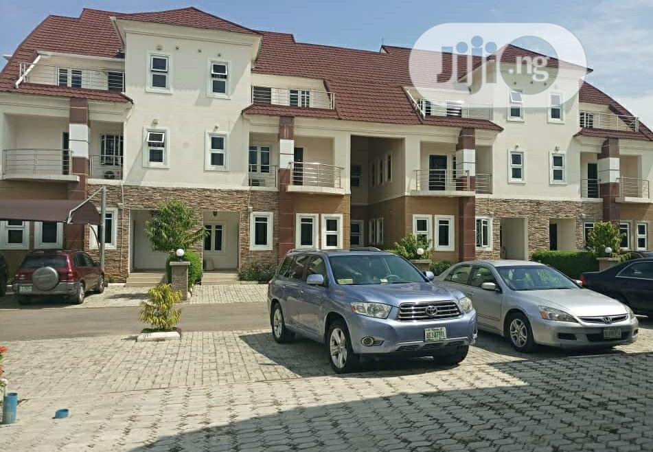 3 Bedroom Terrace Duplex With BQ At Jabi, Airport Rd, Abuja