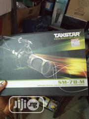 Takstar Studio Broadcasting And Recording Microphone | Audio & Music Equipment for sale in Lagos State, Ojo