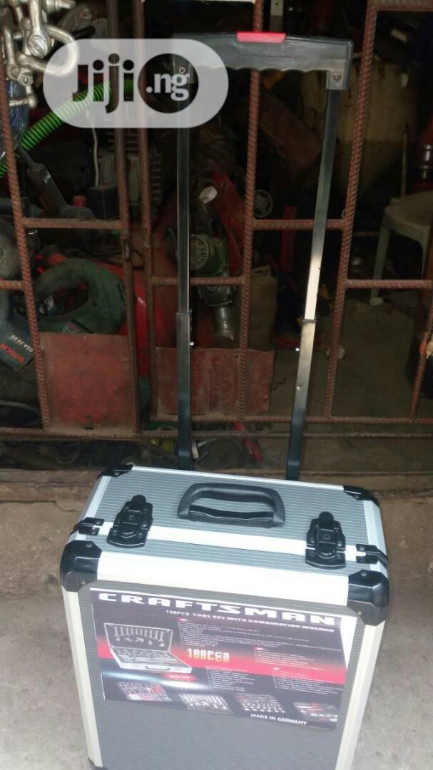 Industrial High Standard Tool Box (Electrical, Mechanical, Welding)   Hand Tools for sale in Lagos Island (Eko), Lagos State, Nigeria