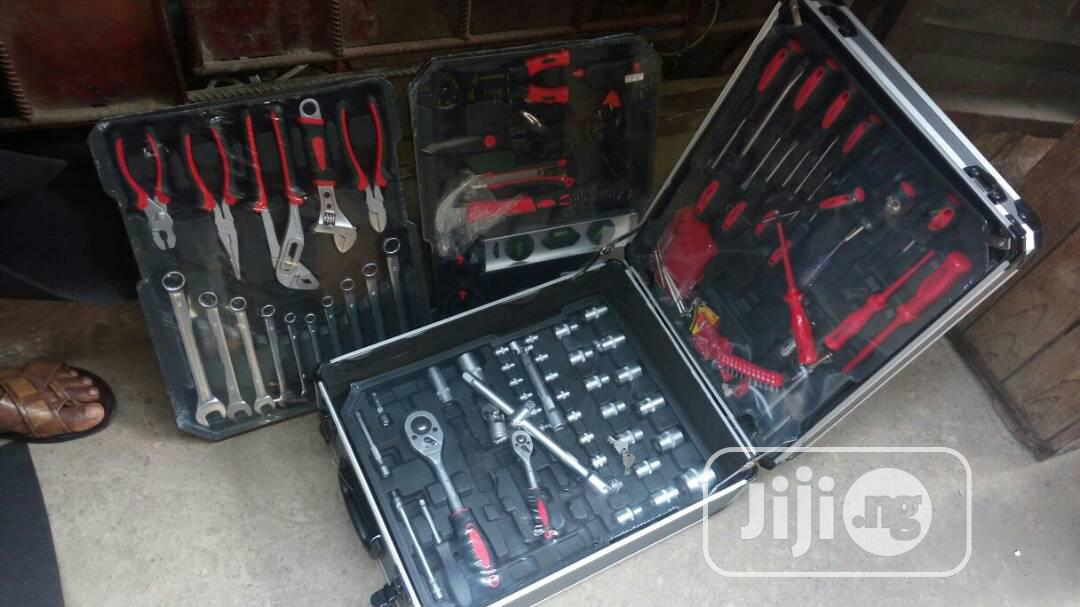 Industrial High Standard Tool Box (Electrical, Mechanical, Welding) | Hand Tools for sale in Lagos Island (Eko), Lagos State, Nigeria