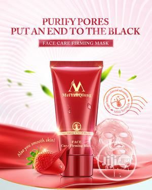 Face Care Firming Mask Acne Treatment Black Head Peel Off | Skin Care for sale in Lagos State, Isolo