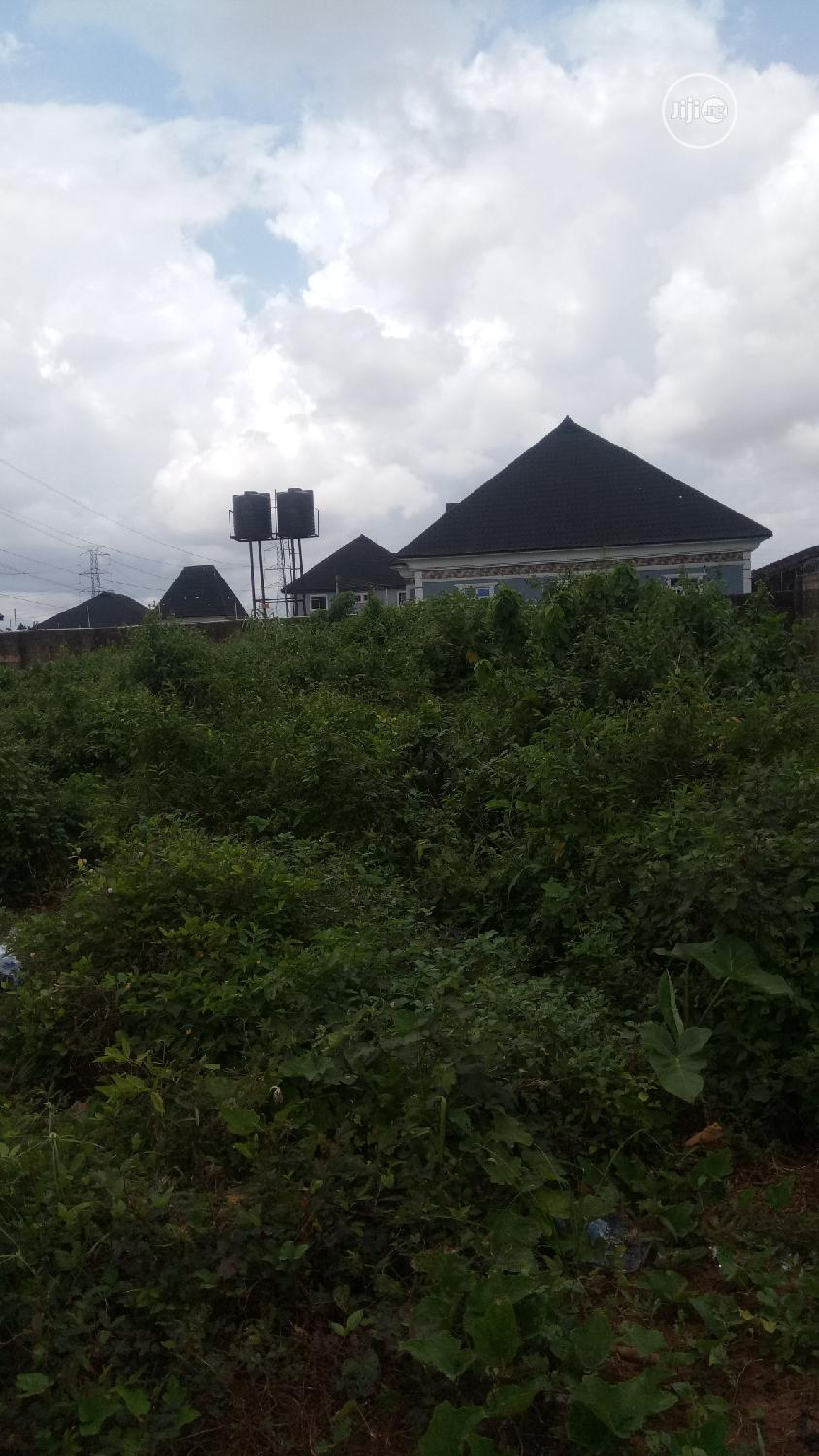 Nice And Genuine 100x100ft Plot Of Land For Urgent Sale