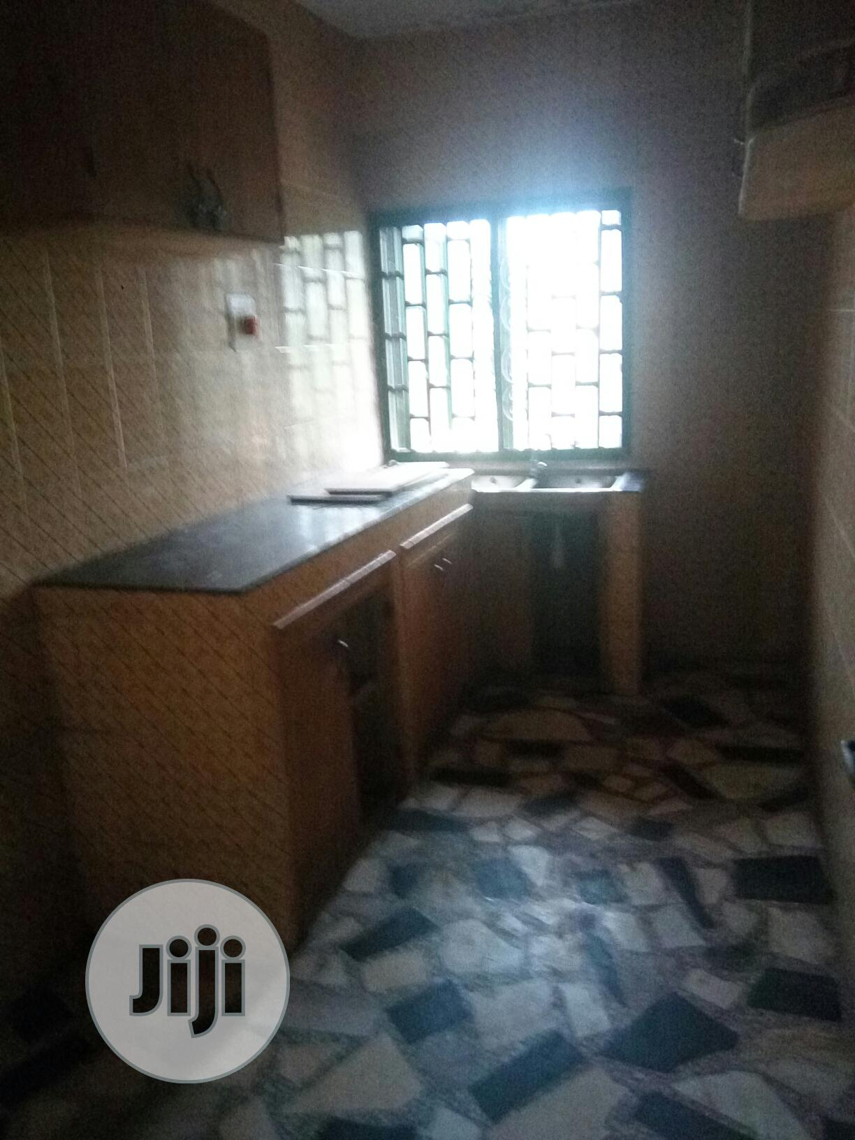 Archive: Standard & Clean Mini Flat at Greenfield Estate Ago Palace Way For Rent.