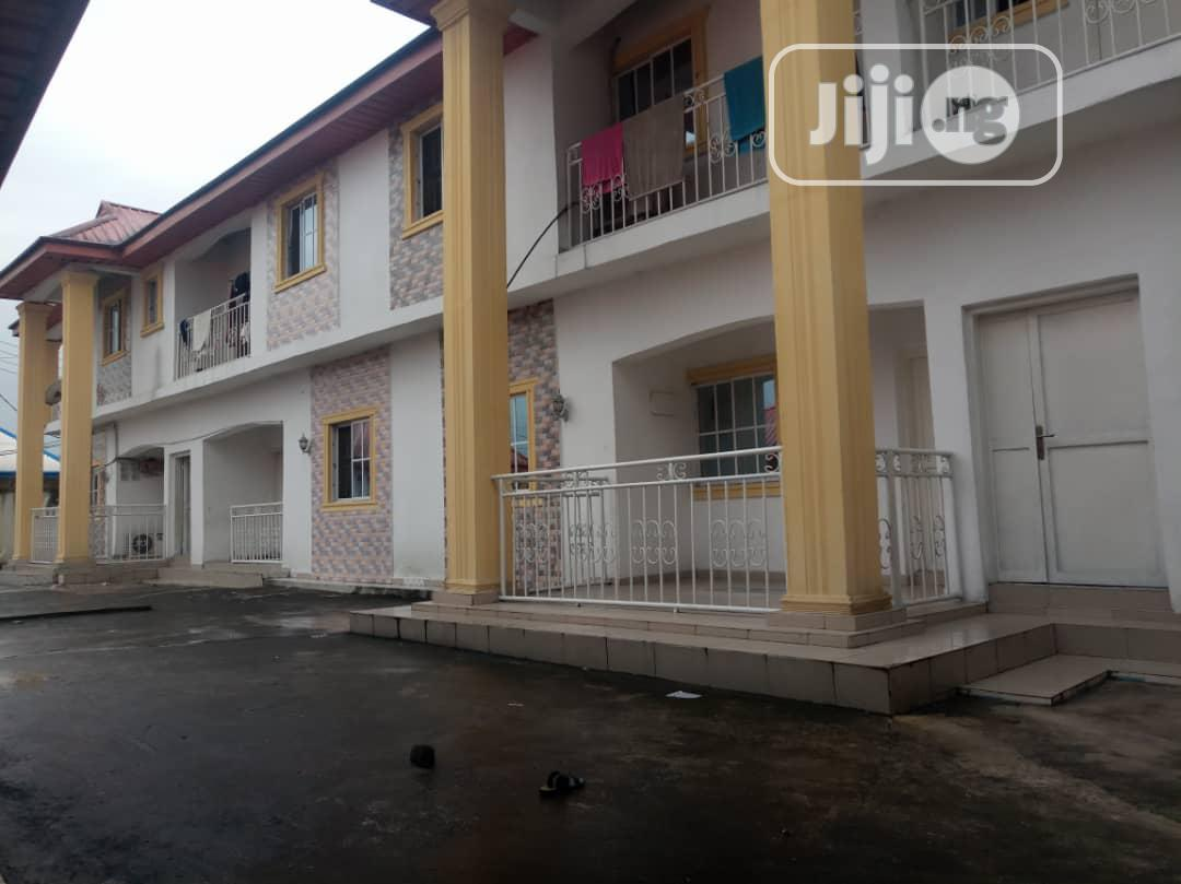 Newly Built 2bedroom & 8units 1bedroom Flats For Sale | Commercial Property For Sale for sale in Port-Harcourt, Rivers State, Nigeria