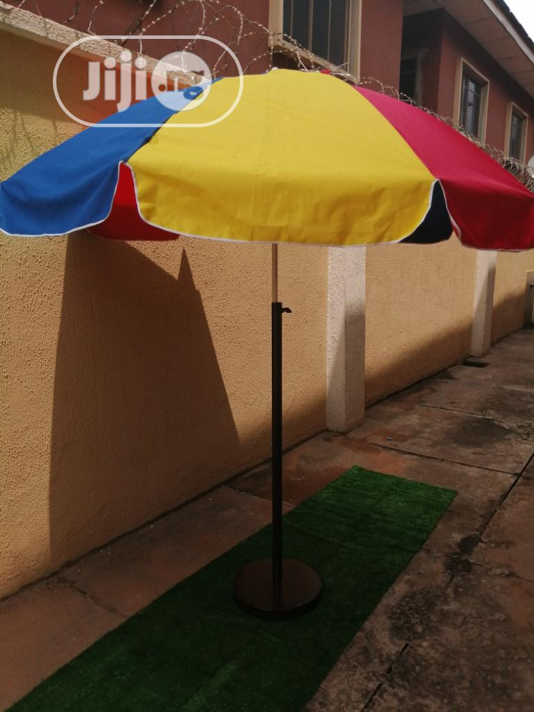 Get Your Quality Parasol And Durable Stand For Sale