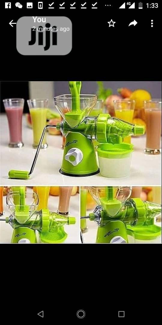 Juice Extract