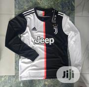 Juventus Official 2019/20 Home Long Sleeve Jersey | Clothing for sale in Lagos State, Surulere