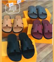 Hermes Italian Men's Slides | Shoes for sale in Lagos State, Lagos Island