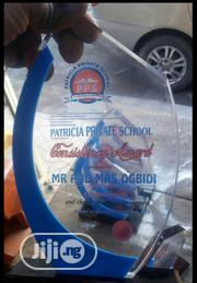 Acrylic Plaque Award With Branding   Arts & Crafts for sale in Lagos State, Ikeja
