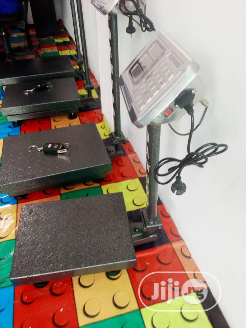 100kg Digital Scale Dawood