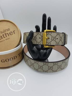 Gucci Designers Belt Available as Seen Order Yours Now   Clothing Accessories for sale in Lagos State, Lagos Island (Eko)