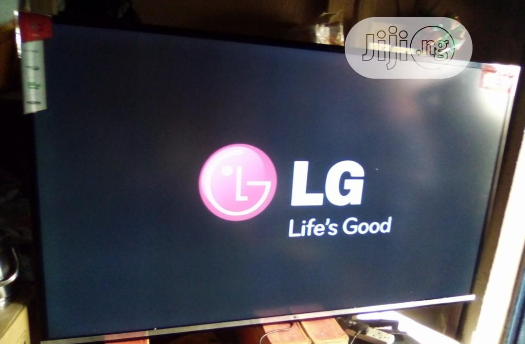 "Brand New Lg 75"" Smart Led 4K Tv With 2years Warranty And Safe Delivry 