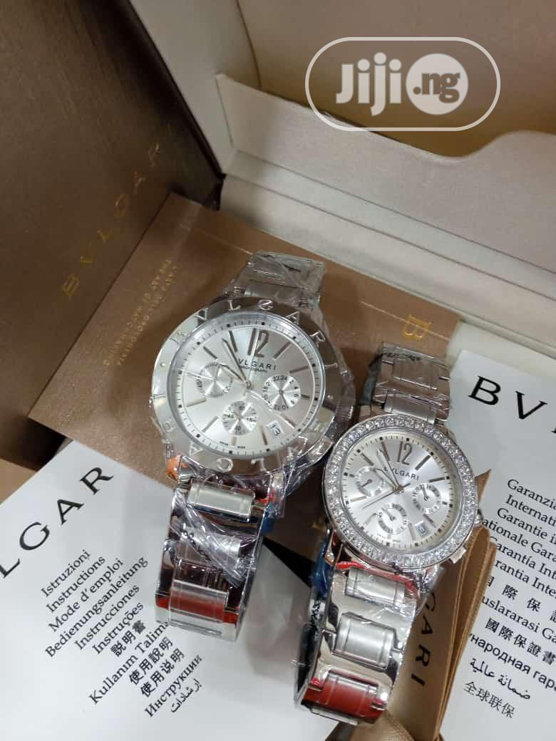 Archive: Bvlgari Chain Watch