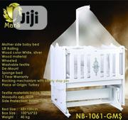 60X100 Mars Baby Cot (Baby Bed) | Children's Furniture for sale in Lagos State, Ajah